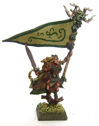 Equivalence figurines KoW Warhammer Hauts Elfes + sylvains = Elfes Gb210