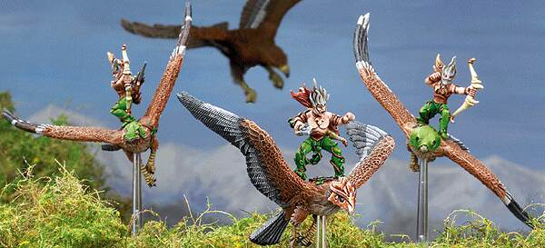 Equivalence figurines KoW Warhammer Hauts Elfes + sylvains = Elfes Warhaw10