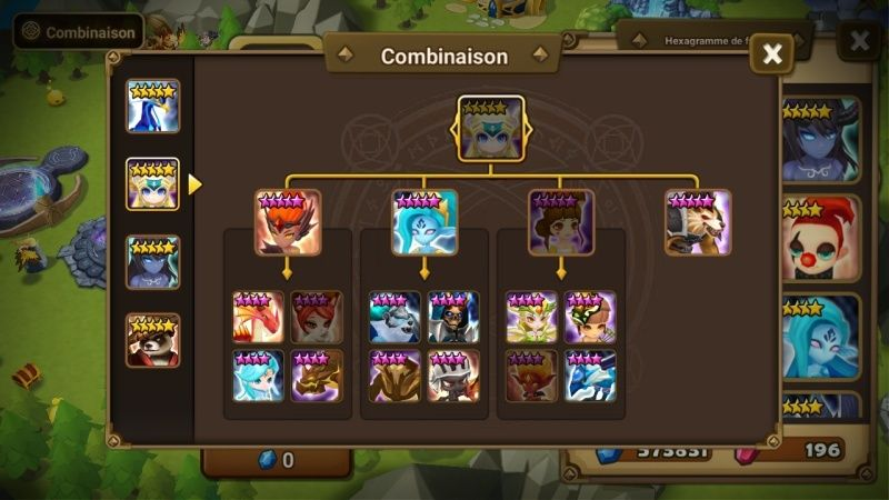 Reprise de summoners (lvl 40), besoin d'aides Screen12