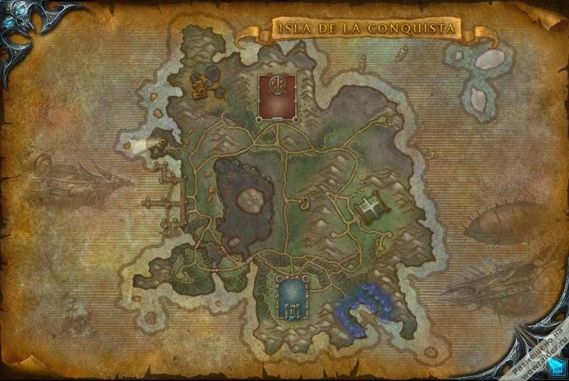 Guia Isla de la conquista Isla10