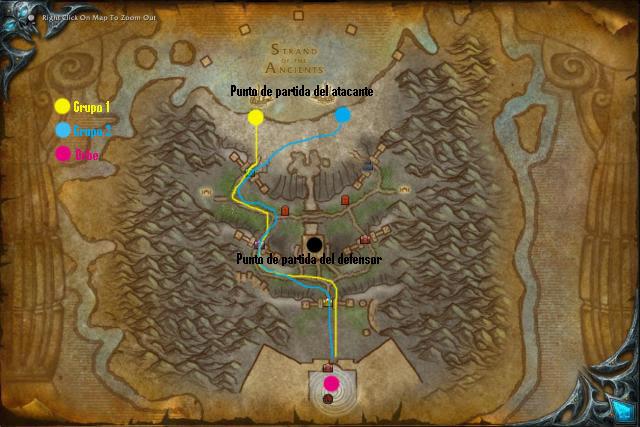 Guia Playa de los ancestros Map110