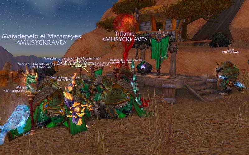 Evento Azar en Trinquete Wowscr48