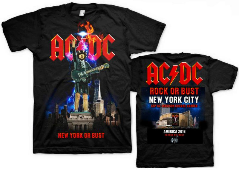 2016 / 09 / 14 - USA, New York, Madison Square Garden 08283410