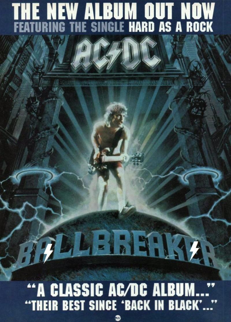 1995 - Ballbreaker 1011
