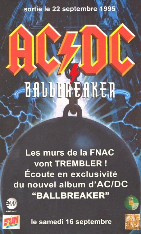 1995 - Ballbreaker 1111