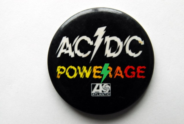 "1978 - Powerage ""Tour"" 11w04411"