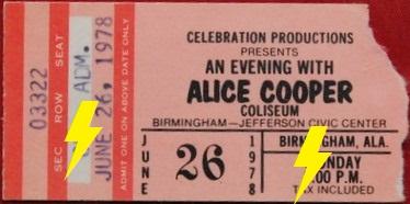 1978 / 06 / 26 - USA, Birmingham, Birmingham Jefferson civic center 11w06110