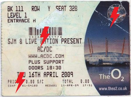 2009 / 04 / 16 - UK, London, O2 Arena 122