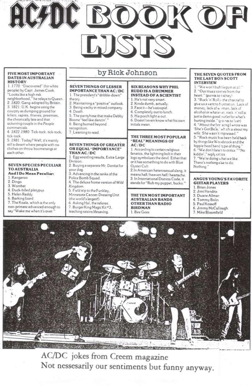 1981 - Creem magazine 123