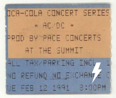 1991 / 02 / 12 - USA, Houston, The Summit 12_02_10
