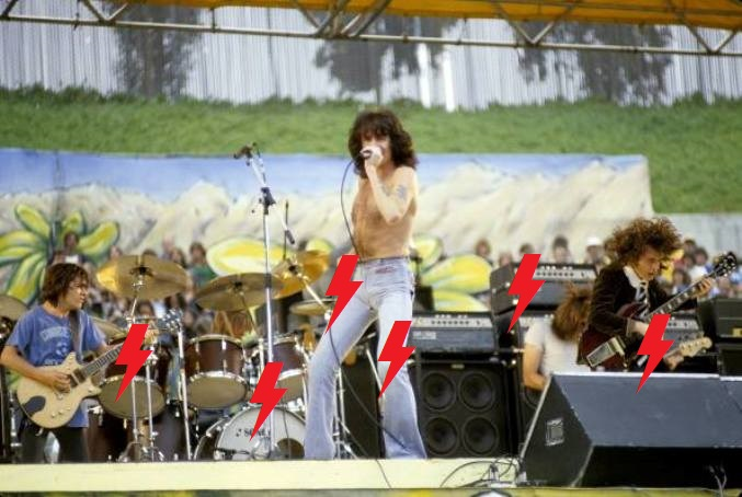1979 / 07 / 21 - USA, Oakland, Day On The Green Festival 130