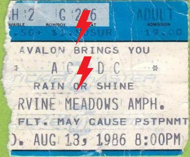 1986 / 08 / 13 - USA, Laguna Hills, Irvine meadows amphitheatre 13_08_10