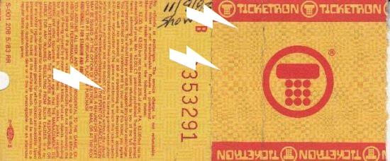 1983 / 09 / 14 - USA, Chicago, Rosemont Horizon 14_09_11