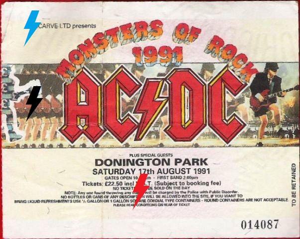1991 / 08 / 17 - UK, Donington, Castle park 17_08_10