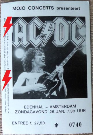 1986 / 01 / 26 - HOL, Amsterdam, Jaap Edenhal 26_01_10
