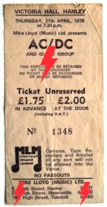 1978 / 04 / 27 - UK, Hanley, Victoria Hall 27_04_10