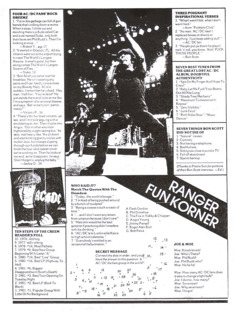 1981 - Creem magazine 324