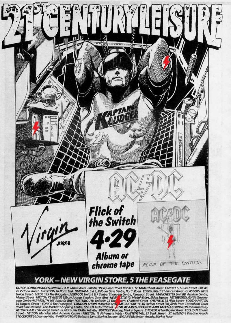1983 - Flick of the switch 612