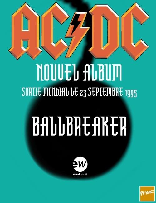 1995 - Ballbreaker 910