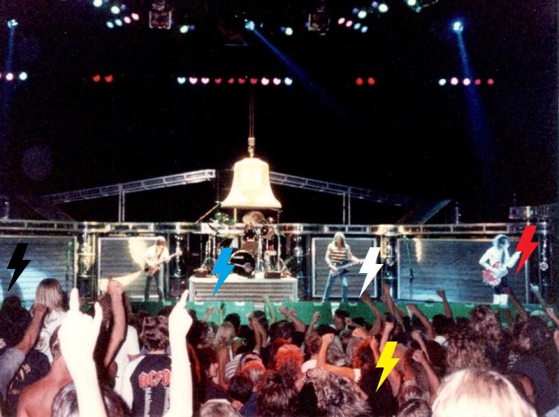 1986 / 08 / 13 - USA, Laguna Hills, Irvine meadows amphitheatre Acdc1911