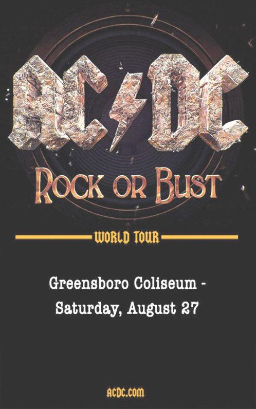 2016 / 08 / 27 - USA, Greensboro, Greensboro Coliseum Jhgfd11