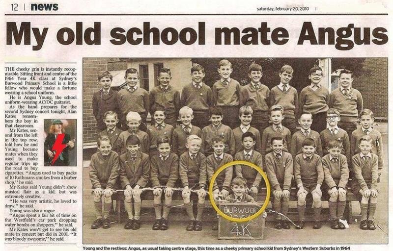 to school in 1964 Ok11