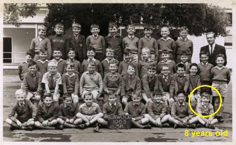 to school in 1963 Ok14