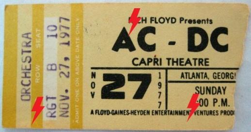 1977 / 11 / 27 - USA, Atlanta, Capri Theatre Ok_27_10