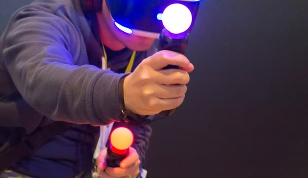 news - Virtual Reality: VR Controllers? Yes or No, Sony? 630x11