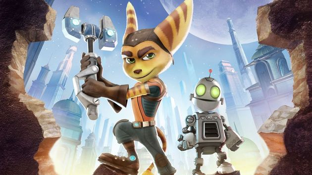 Movie: Ratchet and Clank Movie Coming Soon for Me and You! 630x17