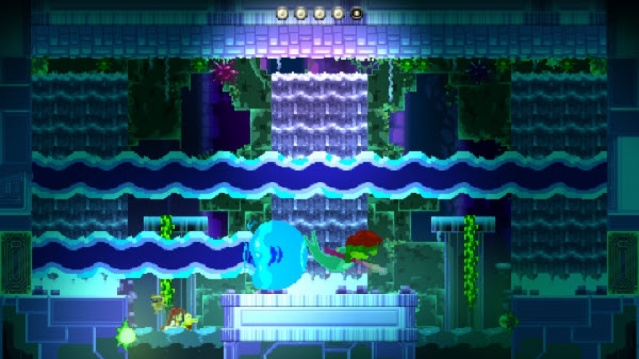 WiiU - Review: Chronicles of Teddy ~ Harmony of Exidus (Wii U eShop) 885x13