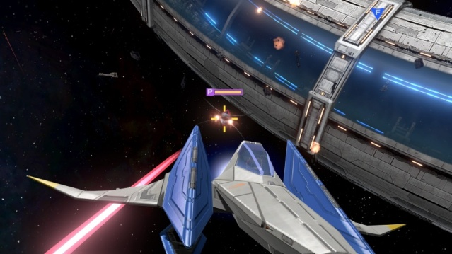 PlatinumGames - Review: Star Fox Zero (Wii U Retail) 885x16