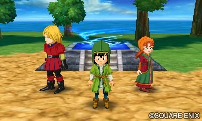 E3 - E3: Dragon Quest VII Is Set To Release In North America On September 16th! Origin11