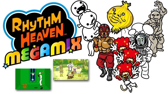 Nintendo - E3: Rhythm Heaven: Megamix (3DS) Available Now In North America! Origin12