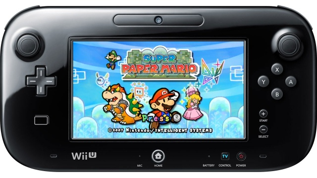 WiiU - VC: Super Paper Mario And Drill Dozer Have Snuck Onto The Wii U Virtual Console Service This Week! Super-10