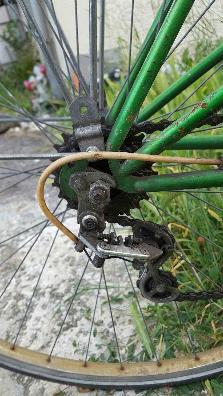 Vélo Nord & Loire Cycle de st Etienne 20160731