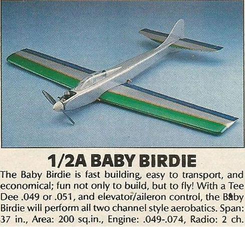 Plano 1 / 2A Baby Birdie ?? Baby_m10