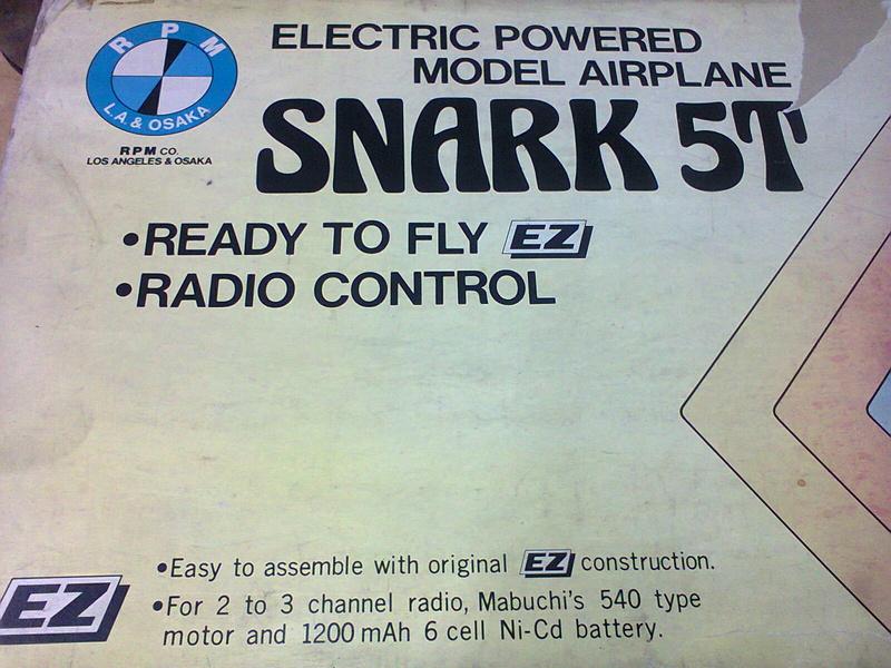 Snark5T + Cox .15 Foto0611