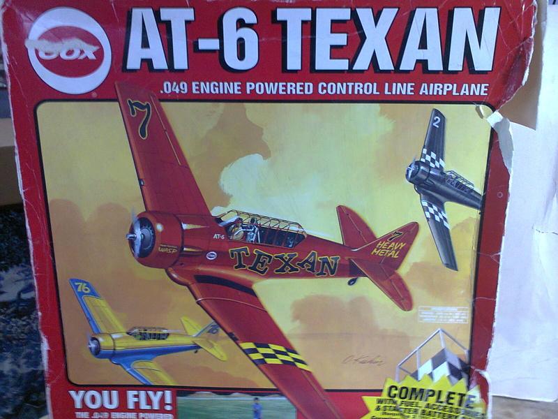 Cox Texan U/C Foto0822