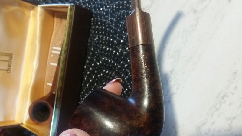 Pipes dunhill peterson's chacom butz choquin  - Page 5 20160831