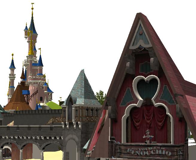 Recreation de Disneyland Paris (creation+importation) - Page 3 Captur11