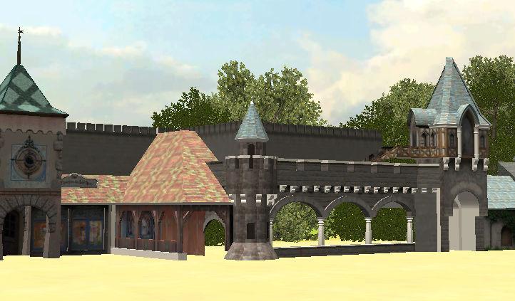 Recreation de Disneyland Paris (creation+importation) - Page 3 Captur13