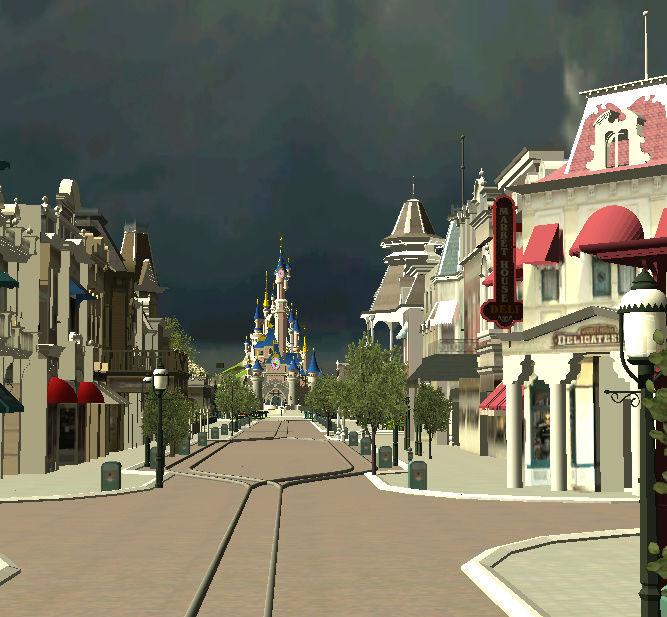 Recreation de Disneyland Paris (creation+importation) - Page 3 Captur17
