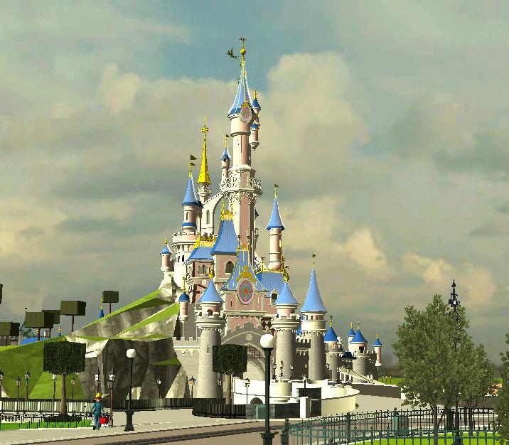 Recreation de Disneyland Paris (creation+importation) - Page 3 Captur21