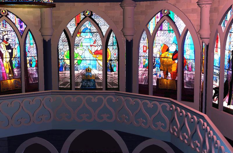 Recreation de Disneyland Paris (creation+importation) - Page 3 Captur23