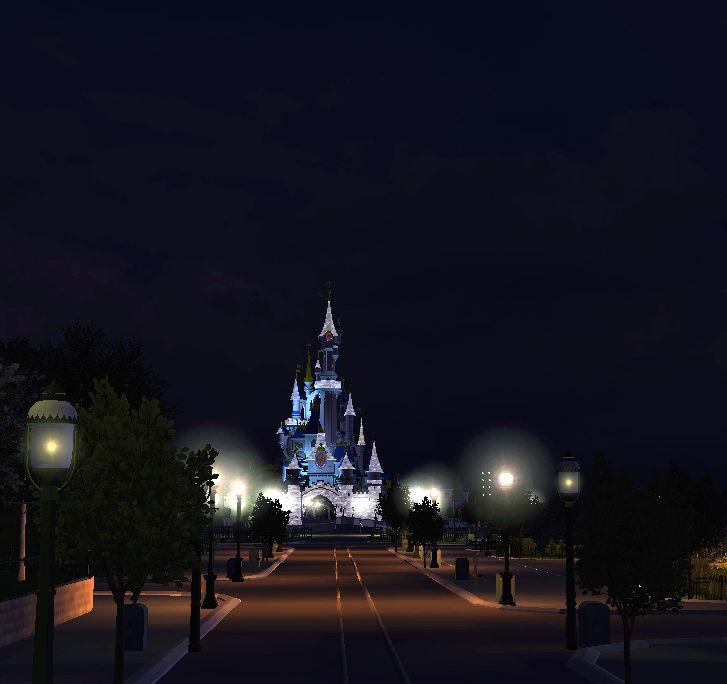 Recreation de Disneyland Paris (creation+importation) - Page 3 Captur27