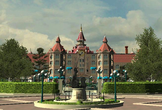 Recreation de Disneyland Paris (creation+importation) - Page 4 Captur30