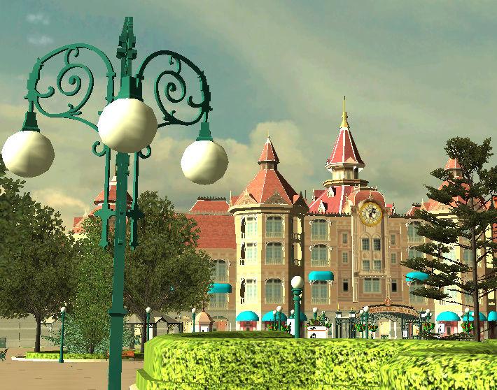 Recreation de Disneyland Paris (creation+importation) - Page 4 Captur31