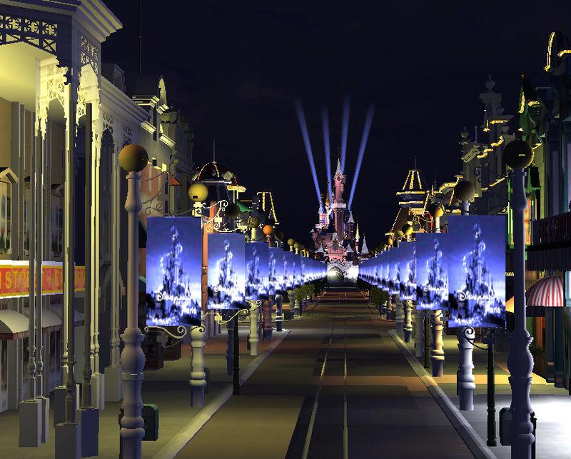 Recreation de Disneyland Paris (creation+importation) - Page 4 Captur32