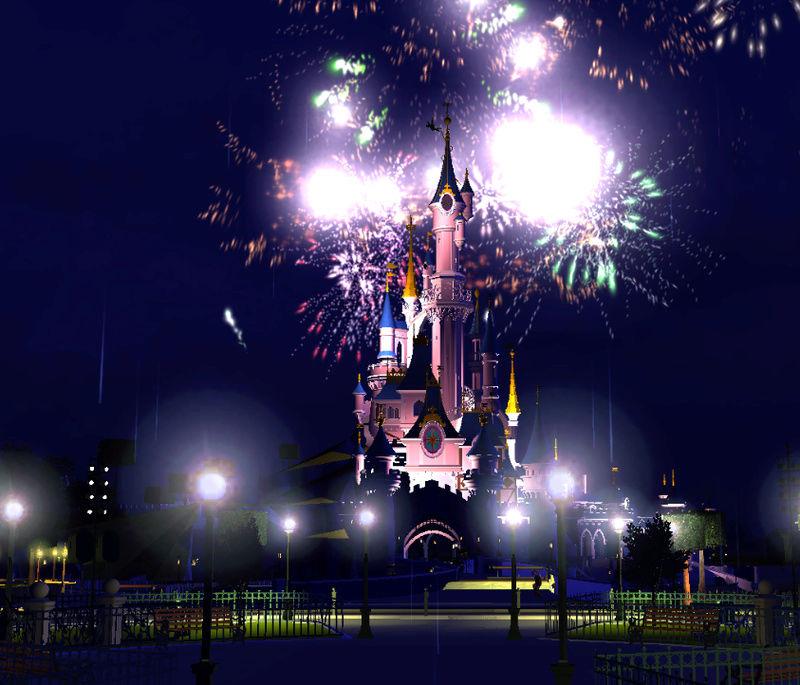 Recreation de Disneyland Paris (creation+importation) - Page 4 Captur34